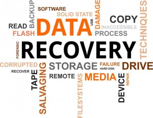 Back-up and recovery